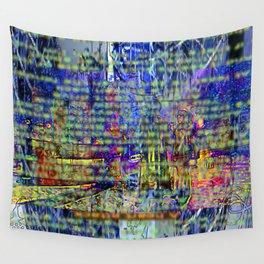 That Chameleons Song Wall Tapestry