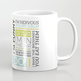 I Do Coffee Mug