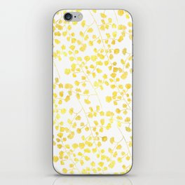 Culandrillo Gold iPhone Skin