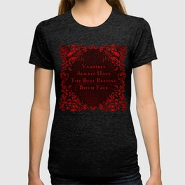 Secret to Immortal Youth T-shirt