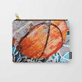 Modern basketball art 3 Carry-All Pouch