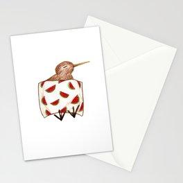 Sleepy Kiwi Stationery Cards