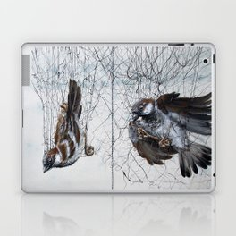 Caught in a net - detail Laptop & iPad Skin