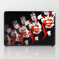 anonymous iPad Cases featuring anonymous by Flo Zero