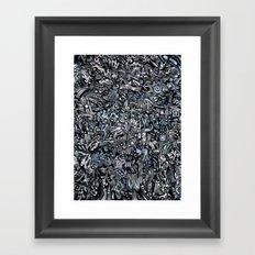 The Birds, The Birds Framed Art Print
