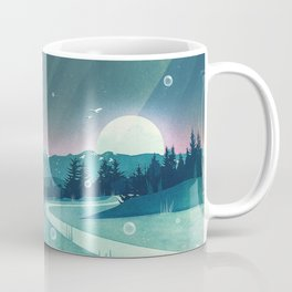 A Mermaid's Dream Coffee Mug
