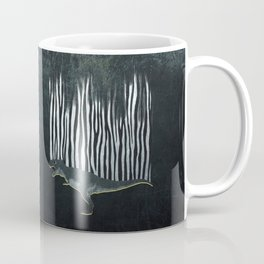 zebrex - the tyrex who wanted to become a zebra  Coffee Mug