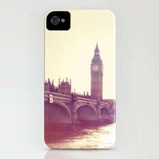 Big Ben Slim Case iPhone (4, 4s)