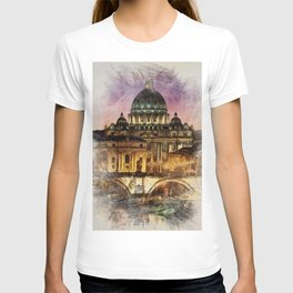 The City of Rome T-shirt