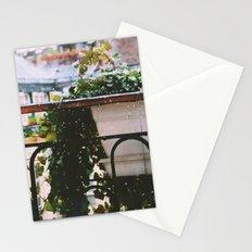 Paris Balcony Stationery Cards