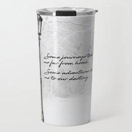 Chronicles of Narnia - Some adventures - CS Lewis Travel Mug