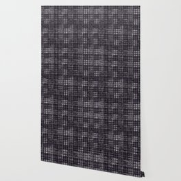 Classical dark cell. Wallpaper