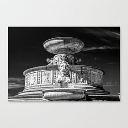 Detroit's Roar Canvas Print