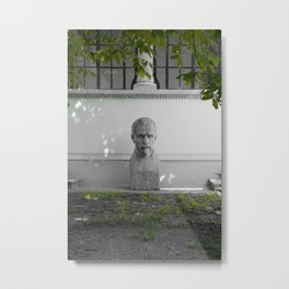 BIG HEAD No. 1 Metal Print