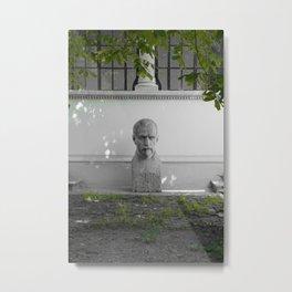 BIG HEAD No. 1 Metal Print