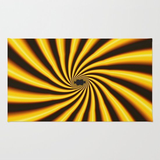 Twisted Sunshine Rug