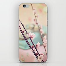Spring is calling iPhone & iPod Skin