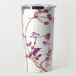 Botanical 1 Travel Mug