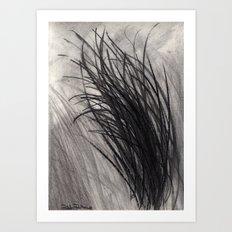 Dryness Art Print
