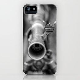 Bren Gun Light Machine Gun iPhone Case