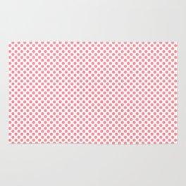 Conch Shell Polka Dots Rug