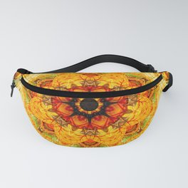 Mandalas from the Depth of Love 11 Fanny Pack