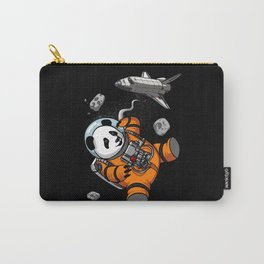 Panda Bear Space Astronaut Cosmic Animal Carry-All Pouch