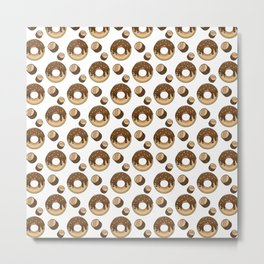 Sweet pattern Metal Print