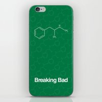breaking iPhone & iPod Skins featuring Breaking Bad by Karolis Butenas