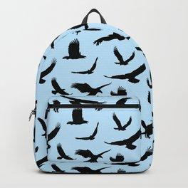 Eagles // Light Blue Backpack