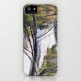 Overlooking the River iPhone Case