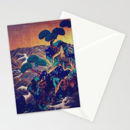 The Screen Vision of Siheniji Stationery Cards