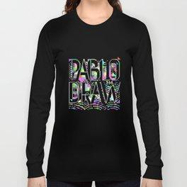 PabloDraw Long Sleeve T-shirt