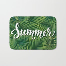 Summer Bath Mat
