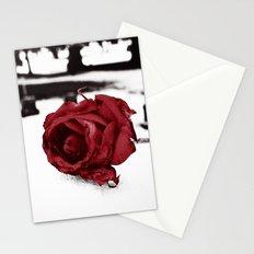 Frozen love Stationery Cards