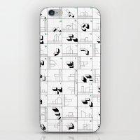 matrix iPhone & iPod Skins featuring matrix by sharon