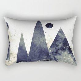 Wandering star Rectangular Pillow