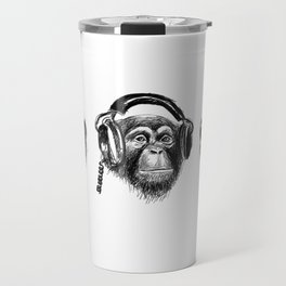 Music Monkeys Travel Mug