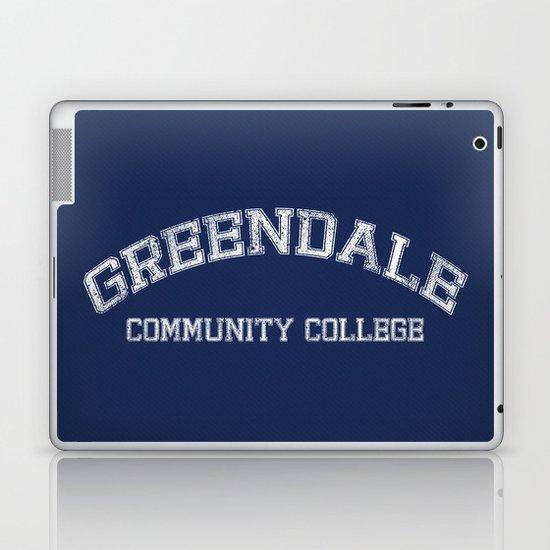 Greendale Community College Laptop & iPad Skin