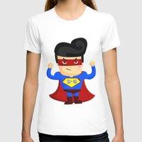superhero T-shirts featuring Superhero by comodo777