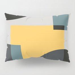 Abstract #4 Pillow Sham