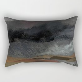 September Print Rectangular Pillow