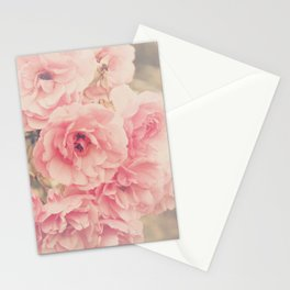Roses in the Park Stationery Cards