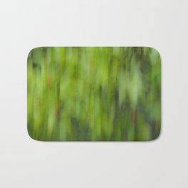 Sliding Paint Greens Bath Mat