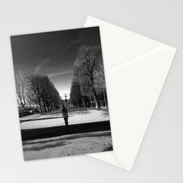 B&W Paris Stationery Cards
