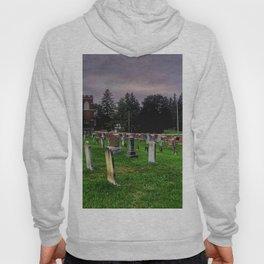 Country Church Cemetery Hoody
