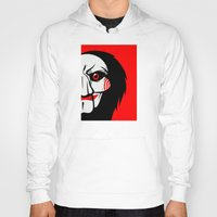 butcher billy Hoodies featuring Billy by Artistic Dyslexia
