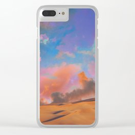 Sable Clear iPhone Case