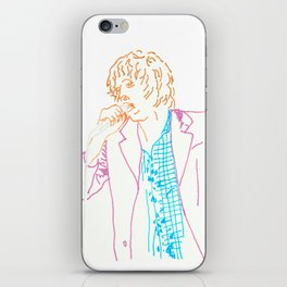 Adam iPhone Skin