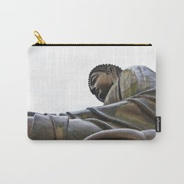 Bronze Buddha Carry-All Pouch